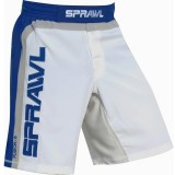 Sprawl FUSION-S  White/Blue/Gray