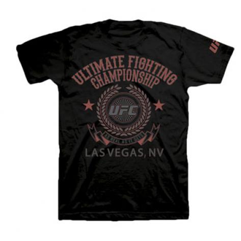 JON JONES UFC 145 CORNERMAN T-SHIRT