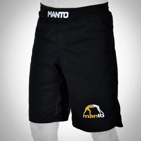 MANTO LOGO RipStop black
