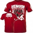 Venum Wand return UFC Japan Red