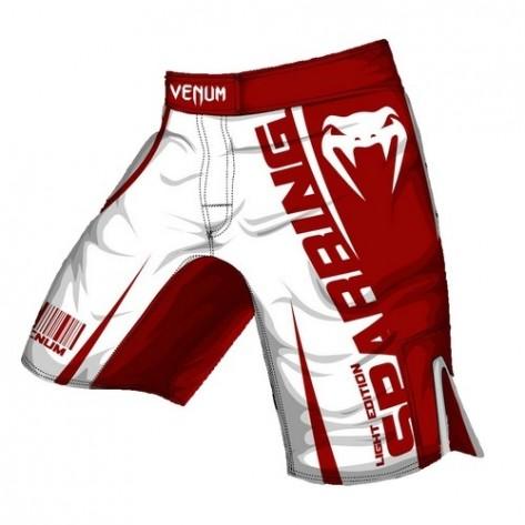 Venum Sparring Fighshort Red
