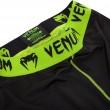 Venum Fusion Compression Pants Yellow