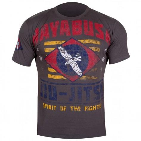 Hayabusa Jiu Jitsu OSS T-Shirt - Grey