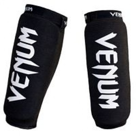 Venum shin guards KONTACT black