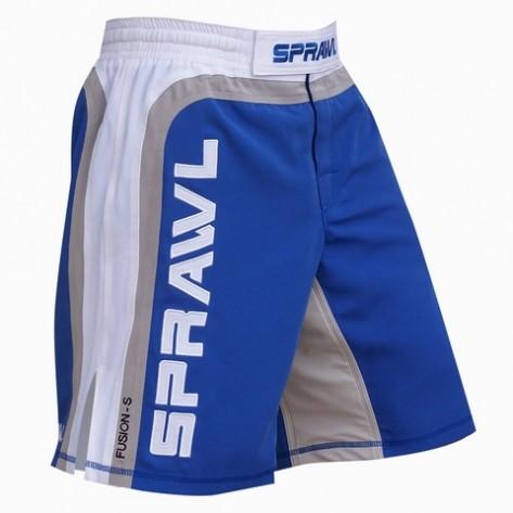 Sprawl FUSION-S  Blu/White