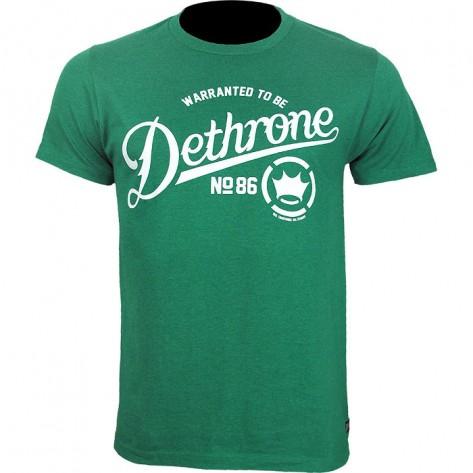 Dethrone Warranted green