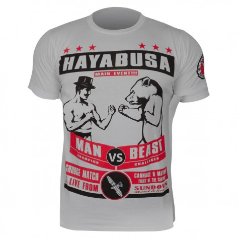 Hayabusa Gentleman vs Beast Grey