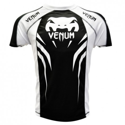 Venum Dry Fit Electron 2.0 Walk-out Black/White
