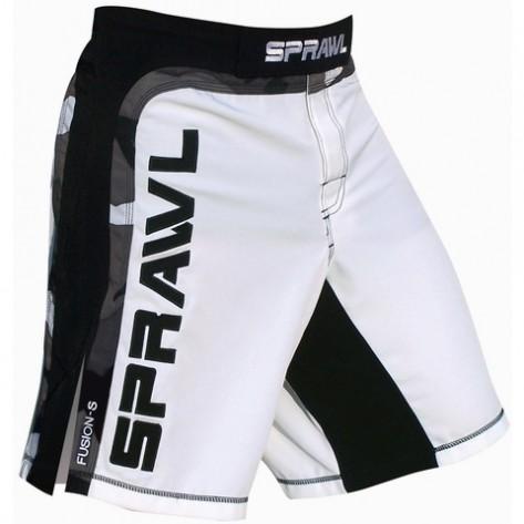 Sprawl FUSION-S  White/Black/Camo