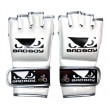 Bad Boy Pro Series MMA Gloves White