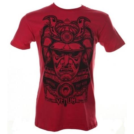 Venum Samourai Mask Red