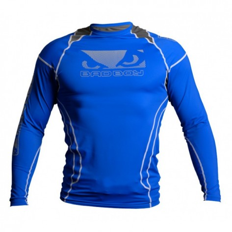 Bad Boy Tech Performance Top - Imperial Blue - Manice Lunghe