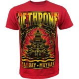 "Dethrone Michael ""MayDay"" McDonald 145 walkout Red"