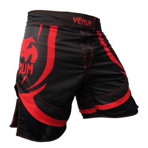 Venum Fightshorts Electron 2.0 Red Devil