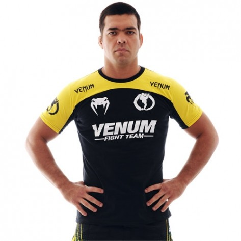 Venum Team Machida - Black/Yellow