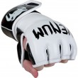Venum Undisputed White Gloves