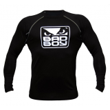 Bad Boy Compression Rashguard Lunga Nera