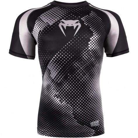 Venum Technical Rashguard Black Grey