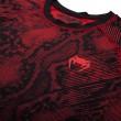 Venum Fusion Compression T-Shirt Black/Red Long