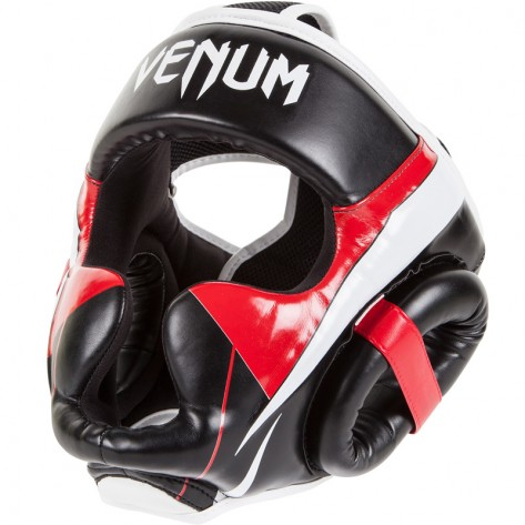 Casco Venum Elite Gear Black-Red-Grey