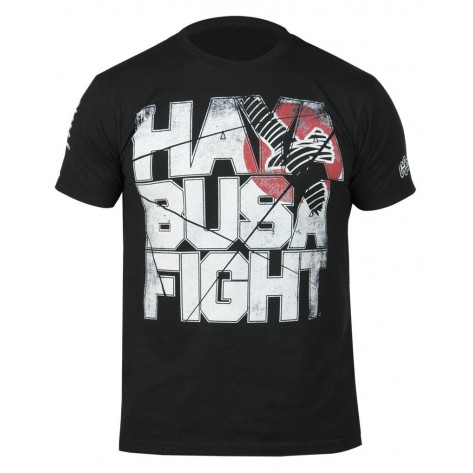 Hayabusa fight T-Shirt Black