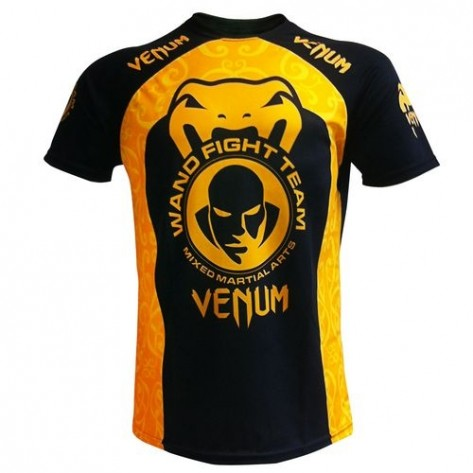Venum Dry Fit  Wand Training - Black/Yellow