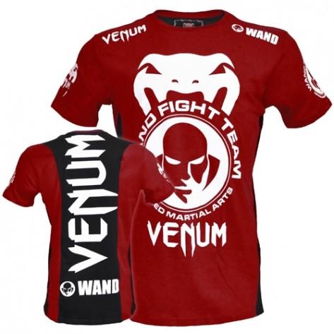 "Venum ""Shockwave"" - Red/Black"