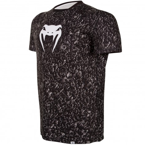 Venum Noise Dry tech t-shirt Black