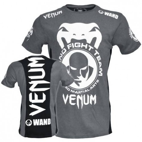 "Venum ""Shockwave"" - Grey/Black"