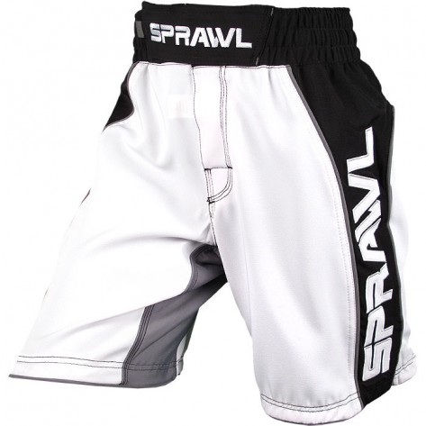 Sprawl FUSION 2  White/Black