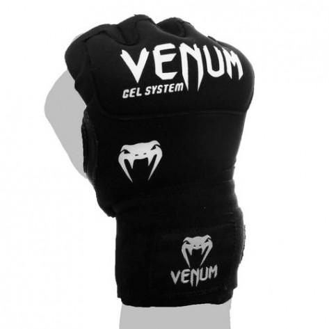 Venum Gel Kontact Gloves + Fasce