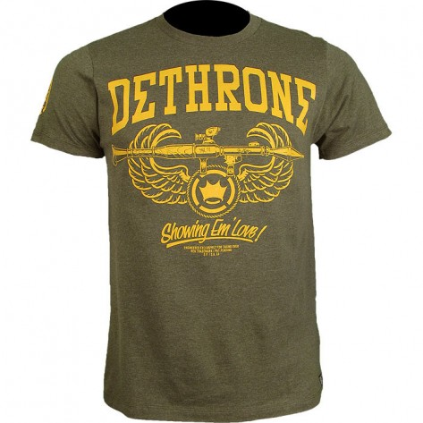 Dethrone Showing Em Love green