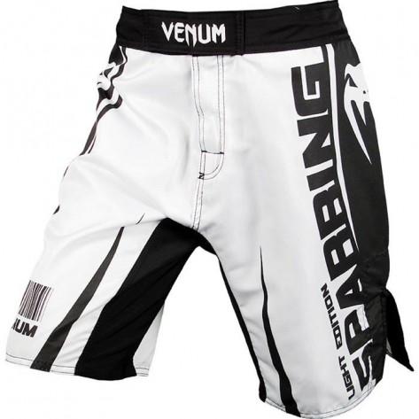 Venum Sparring Fighshort Black