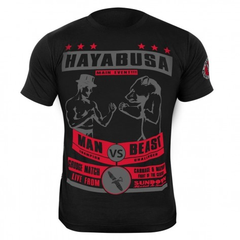 Hayabusa Gentleman vs Beast Black
