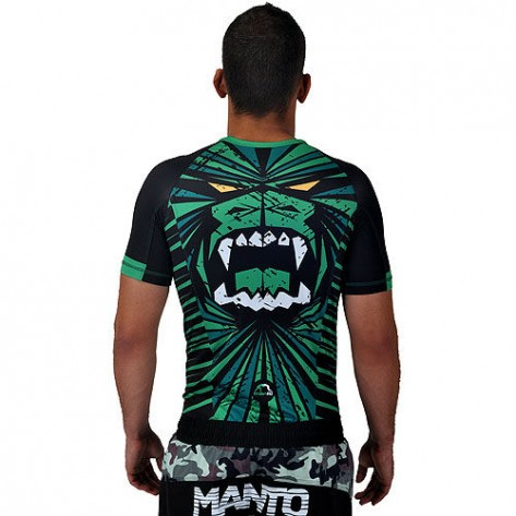 MANTO BEAST black/green