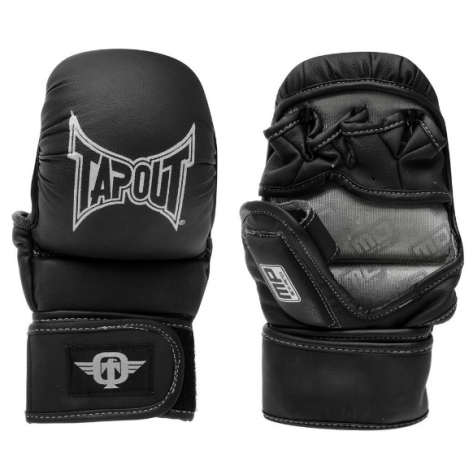 Tapout grappling gloves