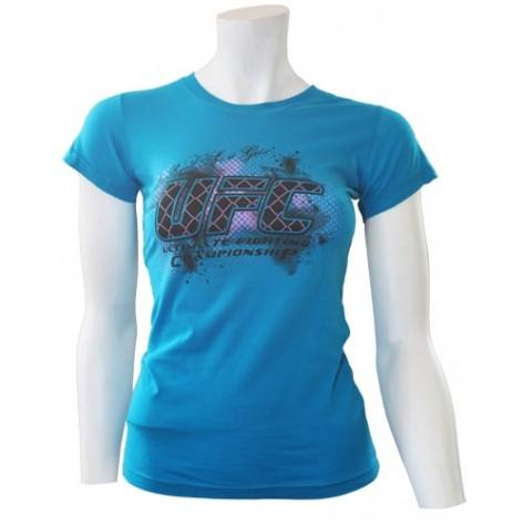 UFC cage blu donna