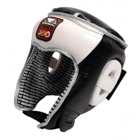 Bad Boy Pro Series Open Face Head Guard
