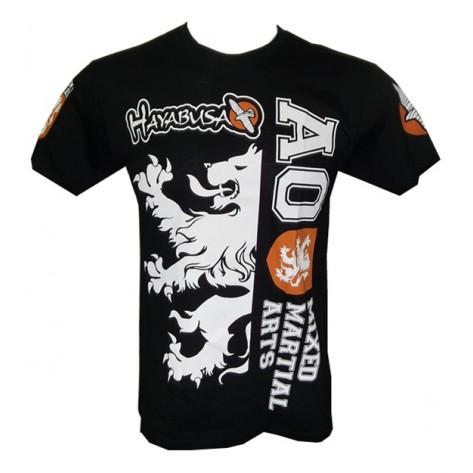 Hayabusa Overeem UFC 141 walkout Black