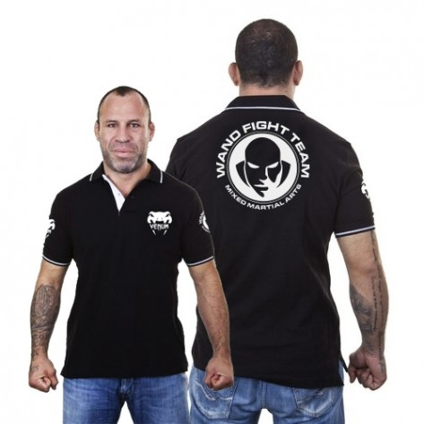 Polo Venum Wand Fight Team-Nera