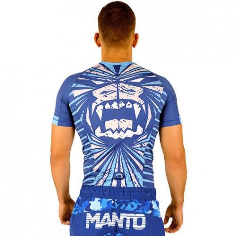 Manto Beast Blu