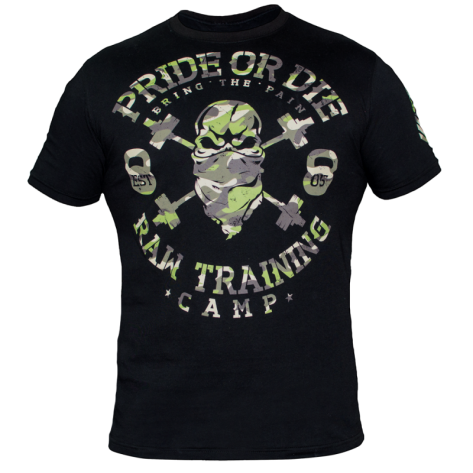 Pride or Die Raw Training Camp