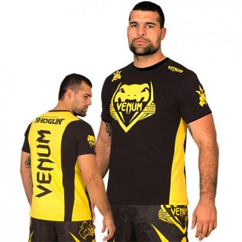 Venum Shogun Team Shockwave Black/Yellow