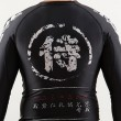 Scramble shadows rashguard