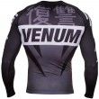 Venum Revenge Grey Rashguard