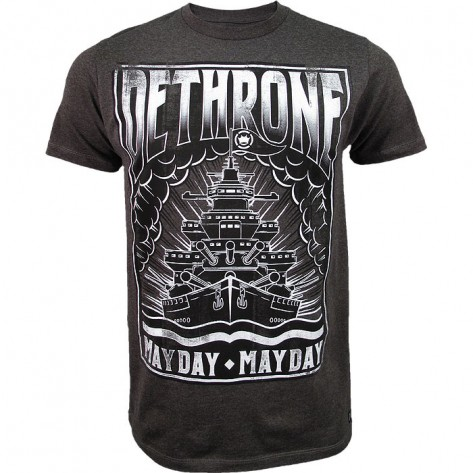 "Dethrone Michael ""MayDay"" McDonald 145 walkout Grey"