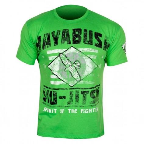 Hayabusa Jiu Jitsu OSS T-Shirt - Green