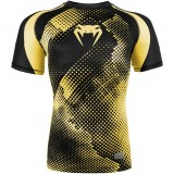 Venum Technical Rashguard Black Yellow