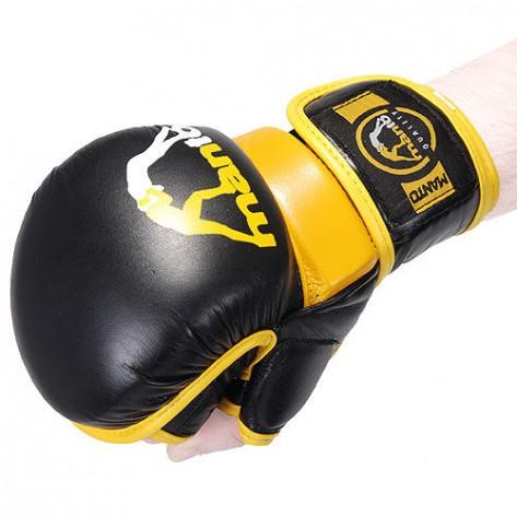 Guanti Manto MMA training neri