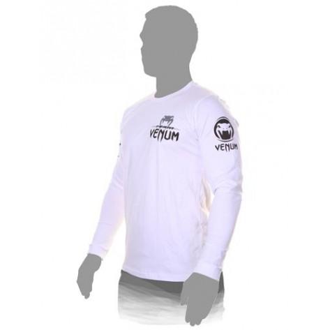 Venum Pro Team White lunga